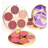 Wholesale 2016 Tarte Cosmetics Limited Edition Color Wheel Amazonian Clay Blush Palette Color High Performance Natural Makeup Blusher Kits Free DHL