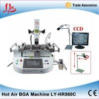 bga reball machine - No Tax ship from UK LY HR560C zones BGA reballing machine with Cobra CCD camera and monitor in mm BGA reball kit