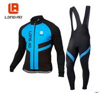 bead making equipment - New winter cycling equipment long sleeve straps cycling wear fleece cycling suits made to order