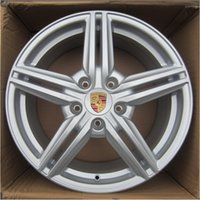 Wholesale ZC870001 Porsche car rims Aluminum alloy is for SUV car sports Car Rims modified in in in in in