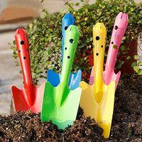 Wholesale Cute Small Spade Shovel Iron Shovels Family Balcony Vegetables Gardener Mini Garden Tools