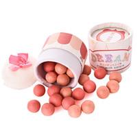 Wholesale Women Brand Makeup Face Powder Blush Sleek Shimmer Pink Naked Palette Blusher Ball Maquiagem Blush With Brush