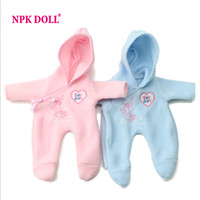 Girls adorable doll clothes - Doll Clothes Adorable Romper Clothes For quot Reborn Baby Dolls Cute Fashion Dolls Accessories
