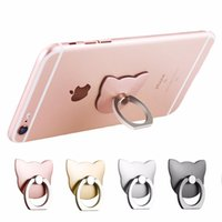 Wholesale 360 Degree Finger Ring Mobile Phone Smartphone Stand Holder For iPhone iPad Xiaomi all Smart Phone