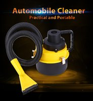 abs inflation - Small Portable Car Cleaner Super Sucker Suction W Car Cleaners ABS Engineering Plastic V Large Capacity Air Inflation