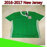 Wholesale Free delivery of the latest best quality Mexico Jersey Mexico national team season at home football shirt