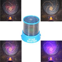 Wholesale Battery Operated Romantic LED Universe Night Sky Projector Lamp Kids Gift Planet Light Christmas Party Atmosphere Light