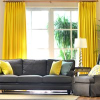 Wholesale Simplicity bedroom black out curtain