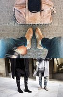 aa euro - big size Special provision colours chelsea boots kanye west boots real leather fishion life style euro and America pop