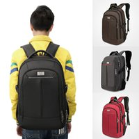 Wholesale Hot Sales Men Women Laptop Backpack Business Travel Knapsack Teenages Students Schoolbag CM ZG0076