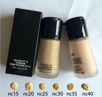 Wholesale Factory Direct DHL New Makeup Face A35 Matchmaster Foundation Liquid SPF15 ml