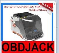 Wholesale Newest Original Xhorse iKeycutter CONDOR XC MINI Master Series Automatic Key Cutting Machine Update Online Condor XC