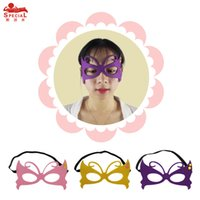 Wholesale Butterfly masks one set for kids birthday or Halloween Christmas gift outdoor parents campaign Masks party Carnival cosplay
