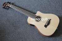 Wholesale New brand quot Ukulele acoustic bass with EQ with gig bag