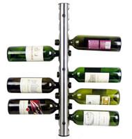 Precio de Bastidores de almacenamiento de vino-Inicio Barra de Parede Uva Botella de Vino Display Stand Rack Suspensión Organizador de Almacenaje Montado en la pared Wine Racks