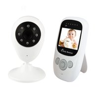 Wholesale 2 Inch Ghz Wireless Digital Video Baby Monitor Night Vision IR LED Baba Baby Camera Way Talk Electronic Babysitter