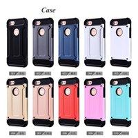 Foe iphone 7 7plus 6s plus caisses protectrices TPU Gel Housse de protection contre les chocs
