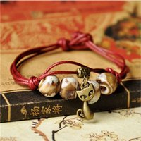 Wholesale handmade bracelet ceramic retro concise fashion accessory delicate Chinese style attractive and reasonable price birthday gift