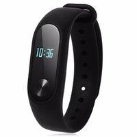 achat en gros de ventes xiaomi mi-En stock! Xiaomi mi accessoire d'origine mi bande 2 montre-bracelet noire sport coeur fréquence mi bande 2 vente chaude
