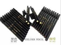 Wholesale Brand Makeup hot sale new brand Extra Waterproof protective Eyeliner Pencil Black Brown