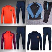 barcelona suit - 3A Best quality2016 Barcelona chandal foot3A Best quality2016 Barcelona chandal football Training Suit psg trainin