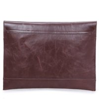 Wholesale Han edition fashion handbags envelope bag file bag business casual men s bags hand bag briefcase original design restoring ancient ways