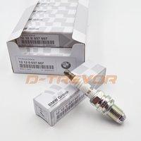 Wholesale 12120037607 BKR6EQUP platinum Spark Plug For BMW L M62 N62 e38 e65 e39