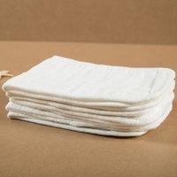 Wholesale 10 layers of cotton gauze diaper baby wash diaper pad air suction Newborn diapers