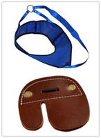 archery finger protector - Shooting Archery Practice Chest Guard Thorax Gear Chest Protector And Finger Protector Glove