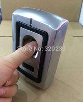 Wholesale Stainless Steel Waterproof Metal Case Fingerprint Access Control System With IR Remote Fingerprint