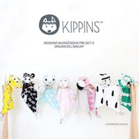 baby horse free - INS Kippins Explosion Models Baby Appease Towel Baby Doll Meow Star Rabbit Star Bear Monkey Spotted Horse Toys Kids Appease Saliva Towel