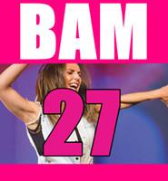 Wholesale Top sale April Q2 New Routine SH BAM Aerobics Exercise Fitness Videos BAM27 SH27 Video DVD Music CD