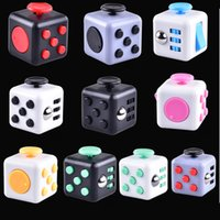 Wholesale Fidget cube New Popular Decompression Toy Fidget cube the world s first American decompression anxiety Toys DHL FREE oth331