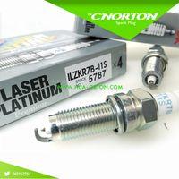 al por mayor ngk japón-Set (4) Nueva marca NGK Laser Iridium bujía de encendido 5787 ILZKR7B-11S 5787 ILZKR7B11S, Made in Japan piloto