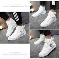adult merchant - DORP SHIPPING NEW size35 New Unisex Low Top High Top Adult Women s Men s Canvas Shoes merchant Laced Up Casual Shoes Sneaker shoes