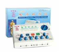 Wholesale Household HuaTuo Hwato SDZ II Electronic Acupuncture Stimulator Channels Outputs Nerve and Muscle Healthcare Massager