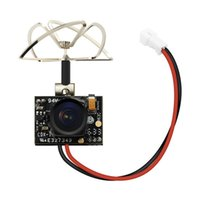 Wholesale Eachine TX02 Super Mini AIO G CH mW VTX TVL Cmos FPV Camera For FPV Multicopter