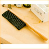 antistatic carpet - Dust Cleaning Brush Antistatic Long handled Wooden Home Bed Sofa Brushes Carpet Cleaning Brush Bed Brush Desktop Clean