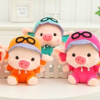 air doll movie - Plush toys Wedding dolls small doll cute Pig Air Force pilot creative gifts Christmas gifts
