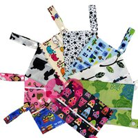 Wholesale Reusable Waterproof Mini Small Wet bag Pouch For Menstrual Pads Nursing Pads Stroller Makeup CM Selling