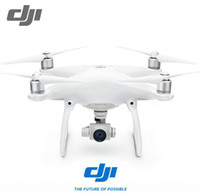 2017 Factory Price Top Tech! DJI Phantom 4 DISPONIBLE! Quadcopter professionnel avec appareil photo 4K et 3 axes Gimbal Drone Visual Tracking