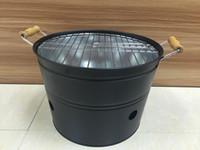 bbq manufacturers - LFGB Galvanized BBQ Bucket with high quality manufacturer