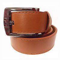 Wholesale 100 Cowhide Genuine Leather Belts For Men Fashion Brand Strap Men s Belts Male Pin Buckle Fancy Vintage Jeans Cintos