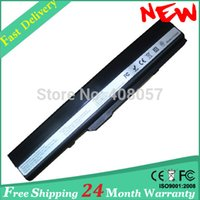 Wholesale Special Price Hot New Battery for Asus K52f K52jr Laptop A32 K52 A42 K52