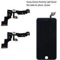bar cam - New Original For Iphone s Plus Inch Front Facing Camera Flex Cable Cam Proximity Sensor Light Flex Cable Replacement