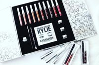 Wholesale 2016 Newest Kylie Holiday Edition Kit Kylie Holiday Edition box kyshadow Kylie jenner lip DHL