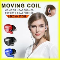 audio stereo technology - W1 Pro Earphone Plug in Sports Headphones HIFI Music Audio Phone Headset In ear Headphones Technology with Retail Package via