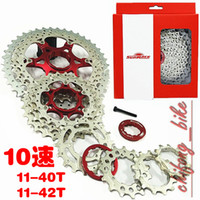 Wholesale SunRace day mountain bike single speed T after the expansion of the flywheel speed speed T flywheel bicycle parts