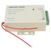 ac access - Power Supply Control Switch Door Access Control System DC V A AC Val Working Temperature degree