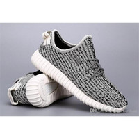Wholesale New Season Y Boost Men Women Shoes Pirate Black Gray Tan Moonrocks Kanye West Y Boost Low Cut Sneakers Yezzy